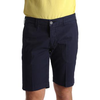 Îmbracaminte Bărbați Pantaloni scurti și Bermuda Sei3sei PZV132 7182 Albastru