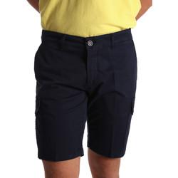 Îmbracaminte Bărbați Pantaloni scurti și Bermuda Sei3sei PZV130 7148 Albastru