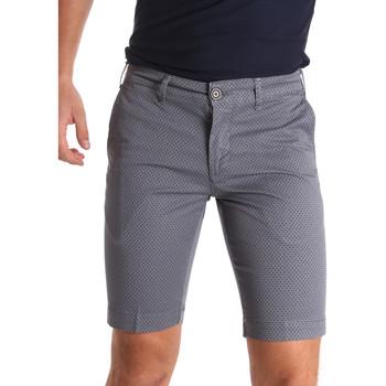 Îmbracaminte Bărbați Pantaloni scurti și Bermuda Sei3sei PZV132 71336 Gri