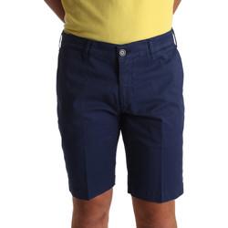 Îmbracaminte Bărbați Pantaloni scurti și Bermuda Sei3sei PZV132 71336 Albastru