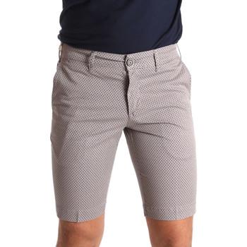 Îmbracaminte Bărbați Pantaloni scurti și Bermuda Sei3sei PZV132 71336 Maro