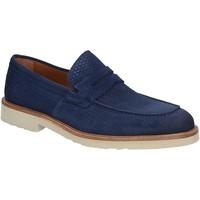 Pantofi Bărbați Mocasini Maritan G 160771 Albastru