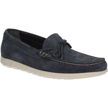 Pantofi Bărbați Mocasini Maritan G 460363 Albastru