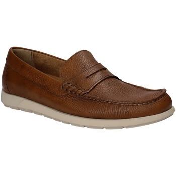 Pantofi Bărbați Mocasini Maritan G 460364 Maro