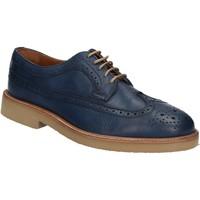 Pantofi Bărbați Pantofi Derby Maritan G 111914 Albastru