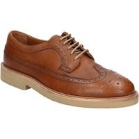 Pantofi Bărbați Pantofi Derby Maritan G 111914 Maro