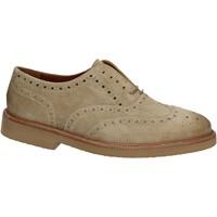 Pantofi Bărbați Pantofi Derby Maritan G 140666 Verde