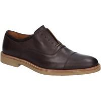 Pantofi Bărbați Pantofi Derby Maritan G 140669 Maro