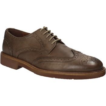 Pantofi Bărbați Pantofi Derby Maritan G 111084 Maro