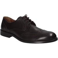 Pantofi Bărbați Pantofi Derby Maritan G 111240 Maro