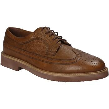 Pantofi Bărbați Pantofi Derby Maritan G 111555 Maro