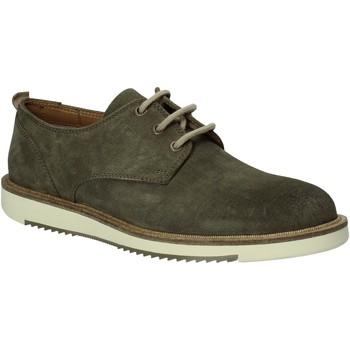 Pantofi Bărbați Pantofi Derby Maritan G 111935 Verde
