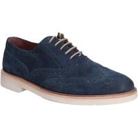 Pantofi Bărbați Pantofi Derby Maritan G 140358 Albastru