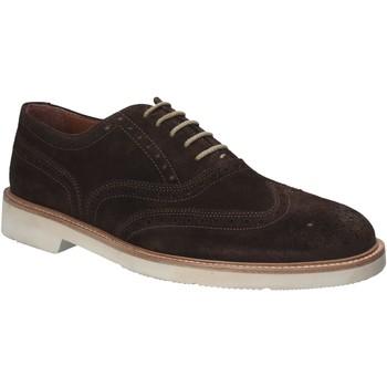 Pantofi Bărbați Pantofi Derby Maritan G 140358 Maro