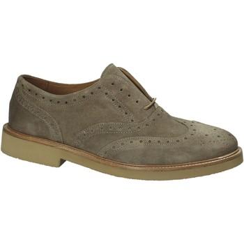 Pantofi Bărbați Pantofi Derby Maritan G 140666 Gri