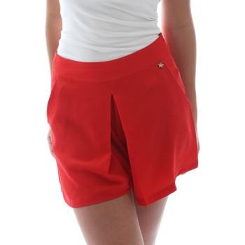 Îmbracaminte Femei Pantaloni scurti și Bermuda Fornarina BER1L17C98176 Roșu