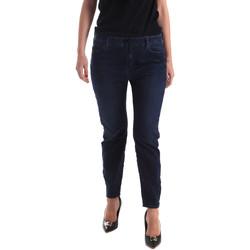 Îmbracaminte Femei Jeans slim Gas 365759 Albastru