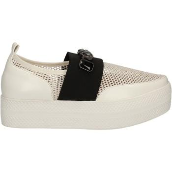 Pantofi Femei Pantofi Slip on Solo Soprani C460 Alb