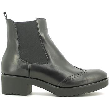Pantofi Femei Botine Susimoda 856884 Negru