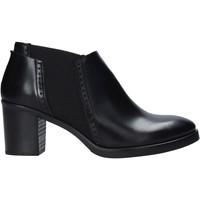 Pantofi Femei Botine Mally 5400 Negru