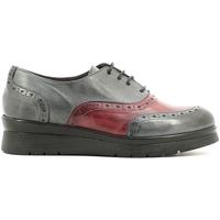 Pantofi Femei Pantofi Derby Rogers 1520 Gri