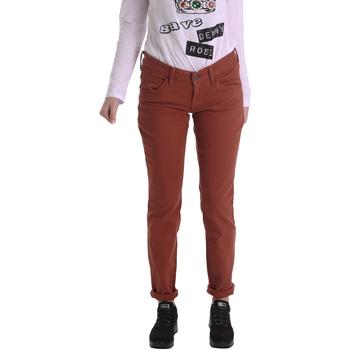 Îmbracaminte Femei Pantalon 5 buzunare Fornarina BIR1G41G28050 Maro