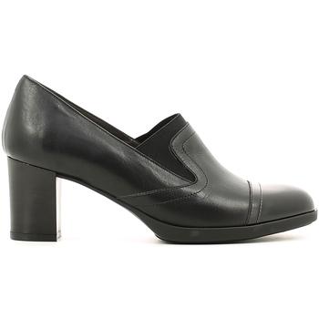 Pantofi Femei Mocasini Melluso X5602 Negru