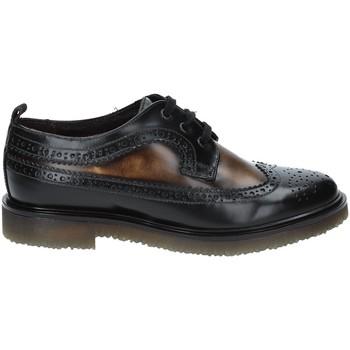 Pantofi Femei Pantofi Derby Marco Ferretti 111726MF 1488 Negru