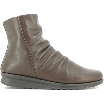 Pantofi Femei Botine The Flexx A160/08 Maro