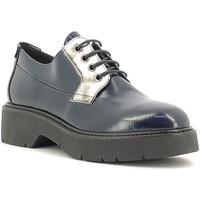 Pantofi Femei Pantofi Derby Carmens Padova A38269 Albastru