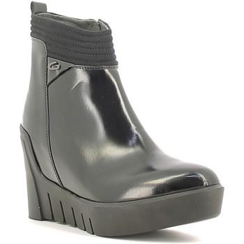 Pantofi Femei Botine Alberto Guardiani SD57522B Negru