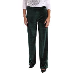 Îmbracaminte Femei Pantaloni fluizi și Pantaloni harem Gazel AB.PA.LU.0039 Verde