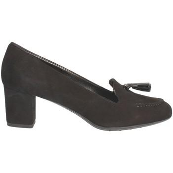 Pantofi Femei Mocasini Grace Shoes 206 Negru
