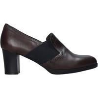 Pantofi Femei Papuci de casă Melluso X5603 Maro