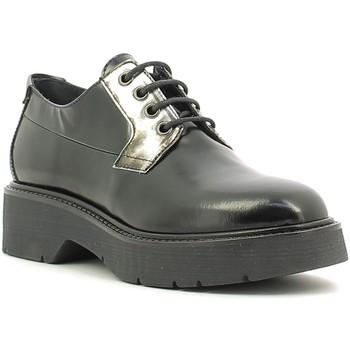 Pantofi Femei Pantofi Derby Carmens Padova A38269 Negru