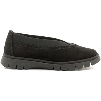 Pantofi Femei Balerin și Balerini cu curea The Flexx B117/01 Negru