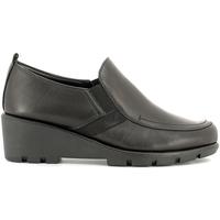 Pantofi Femei Mocasini The Flexx B413/01 Negru