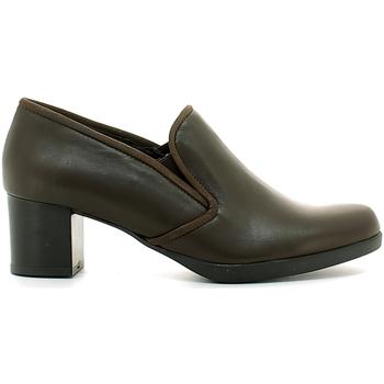 Pantofi Femei Mocasini The Flexx B459/15 Maro