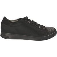 Pantofi Femei Pantofi sport Casual Geox D621BC 0QS22 Negru