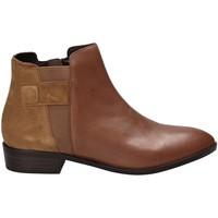Pantofi Femei Botine Geox D640CF 04322 Maro