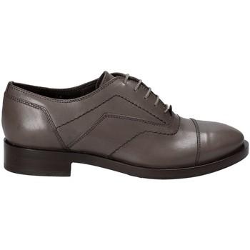 Pantofi Femei Pantofi Oxford Geox D642UG 00043 Gri