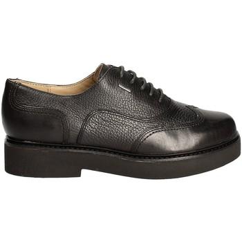Pantofi Femei Pantofi Oxford Geox D643HD 04743 Negru