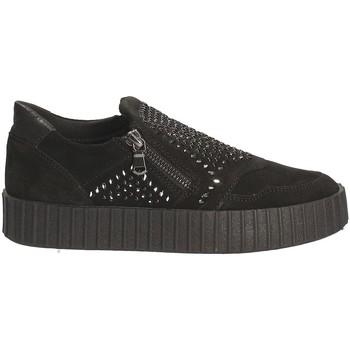 Pantofi Femei Pantofi Slip on Geox D6434D 02285 Negru