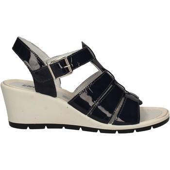 Pantofi Femei Sandale  Enval 7986 Albastru