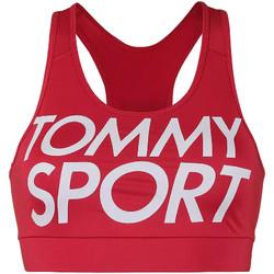 Îmbracaminte Femei Bustiere sport Tommy Hilfiger S10S100070 Roșu