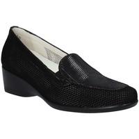 Pantofi Femei Mocasini Melluso R30506F Negru