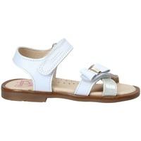 Pantofi Fete Sandale  Pablosky 0534 Alb