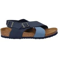 Pantofi Copii Sandale  Birkenstock 1008506 Albastru