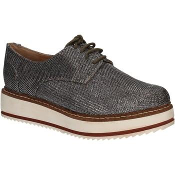 Pantofi Femei Pantofi Derby Exé Shoes E17007232R11 Argint