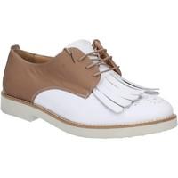Pantofi Femei Pantofi Derby Maritan G 111434 Alb